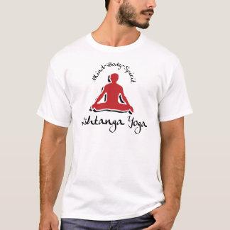 T-shirt de yoga d'Ashtanga