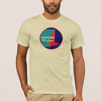 T-shirt d'Eastern Airlines de vieille école