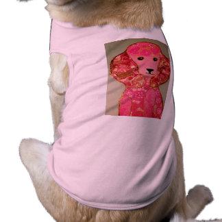 T-shirt Débardeur nervuré par chienchien avec la