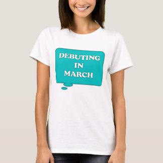 T-shirt DEBUTING en mars ENTRETIEN DE MATERNITÉ BUBBLE.png