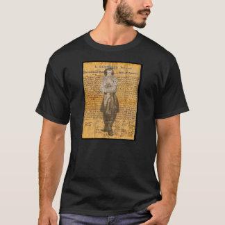 T-shirt Décélération de soldat de guerre civile de
