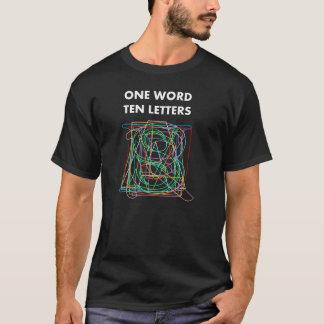 T-shirt DÉCHIFFREZ le puzzle