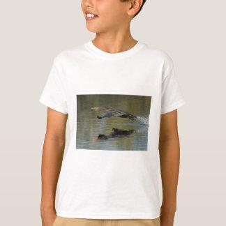 T-shirt Décollage de Cormorant
