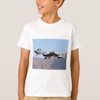 T-SHIRT DÉCOLLAGE DE L'AFGHANISTAN A-10