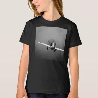 T-Shirt Décollage du mustang P-51 dans la tempête