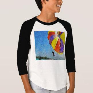 T-shirt Décollage sur un vol