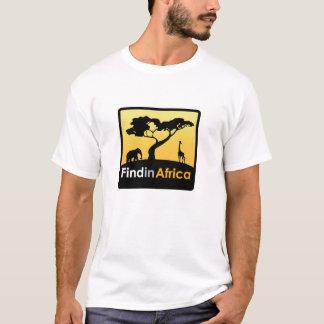T-shirt Découverte en Afrique