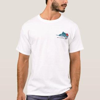 T-shirt d'écrevisses du gril de Graham
