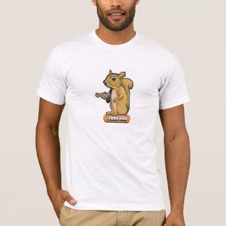 T-shirt d'écureuil de Tommy Kane