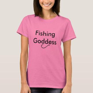 T-shirt Déesse de pêche