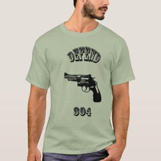 T-shirt Défendez le revolver 304