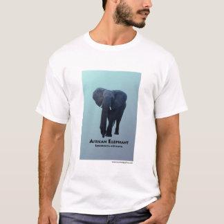 T-shirt d'éléphant africain