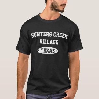 T-shirt Délicate Creek Village Texas