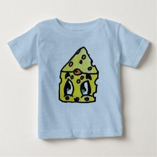 T-shirt délicieux mignon de graphique de fromage
