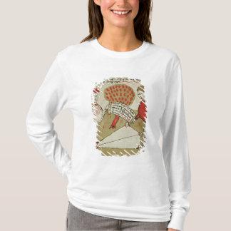 T-shirt Délimitation de terre, de 'd'Arpentage de Traite