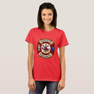 T-shirt Délivrance du feu de Vancouver