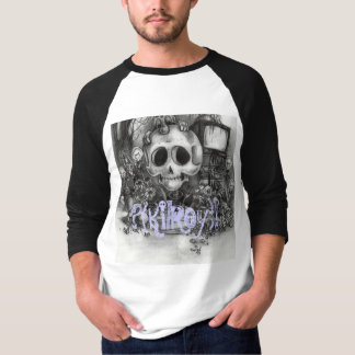 T-shirt Démarreur de la conversation de Kilroy