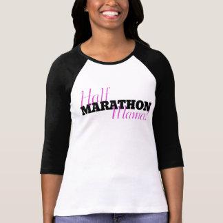 T-shirt Demi de maman de marathon