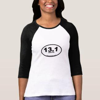 T-shirt Demi de marathon de Snarky