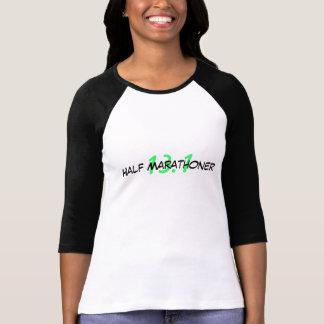 T-shirt Demi de Marathoner, pourquoi passage…