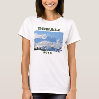 T-shirt Denali officiellement retitré du modèle de