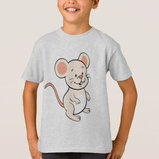 T-shirt d'enfant de souris