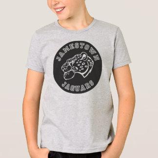 T-shirt d'enfants de jaguars de Jamestown grand