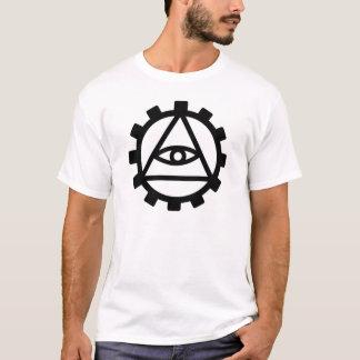 T-shirt Dent de DexM Illuminati
