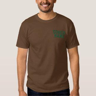 T-shirt d'entraîneur - personnalisez le prénom
