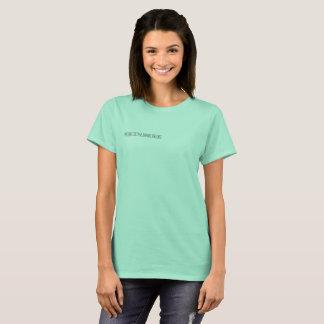 T-shirt Département Merch de drame d'université de Vass
