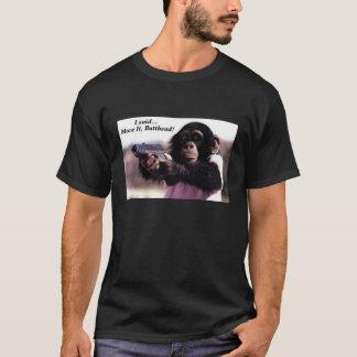 T-shirt Déplacez-le tee - shirt d'arme à feu de Butthead