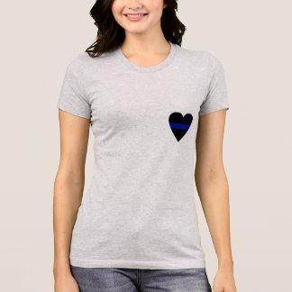 T-shirt d'épouse de LION