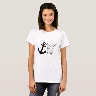 T-shirt Dernière voile avant le voile Bachelorette