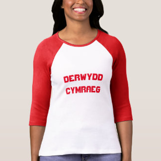T-shirt Derwydd Cymraeg, druide de Gallois dans Gallois