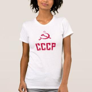 T-shirt des années 80 d'Union Soviétique du