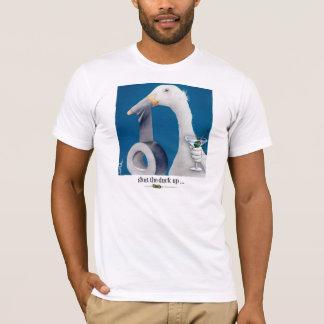 """T-shirt Des Bullas que la pièce en t """"a fermé le canard """""""