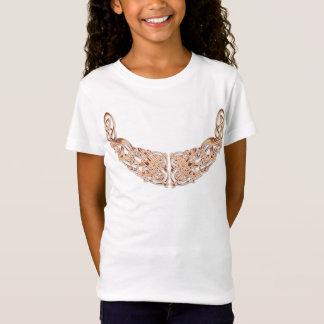 T-Shirt Des chiens du collier 4 - bronzez