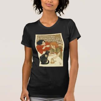 T-shirt :  DES Chocolats de Compagnie Francaise