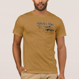 T-shirt des hommes de Joshua