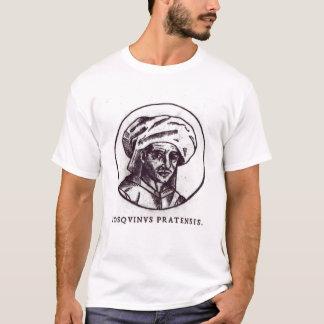 T-shirt DES Pres de Josquin
