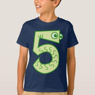 T-shirt Des serpents VIVANTS je suis 5 tee - shirts