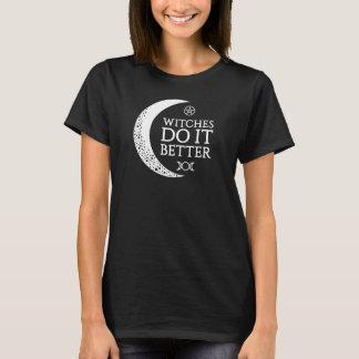 T-shirt Des SORCIÈRES IL AMÉLIORENT la sorcellerie de