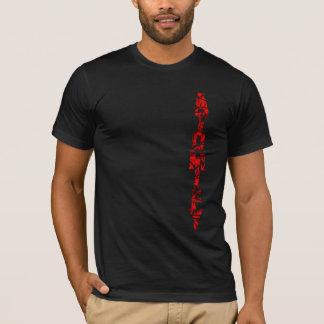 T-shirt Descente d'Atomify (foncée)