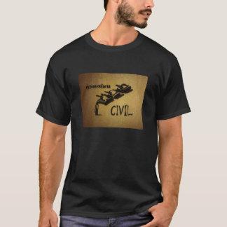 T-shirt Désobéissance civile