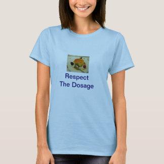 T-shirt Dessert délicieux