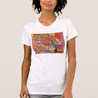 T-shirt Dessin d'arbre d'érable japonais
