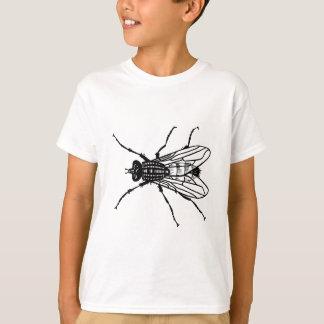 T-shirt Dessin de mouche - l'insecte, parasite, vole