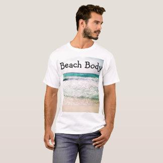 T-shirt Dessus de corps de plage