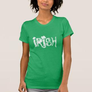 T-shirt Dessus mignon de Jour de la Saint Patrick pour des