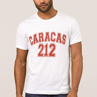 T-shirt détruit de Caracas 212